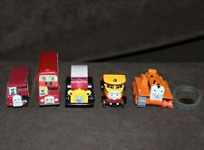 Thomas The Train & Friends: Sodor Busses Truck Car Track Tractor Lot