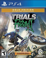 TRIALS RISING GOLD EDITION  PS4 PLAYSTATION 4   BBRAND NEW   FREE SHIPPING