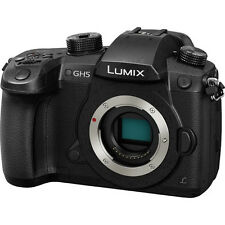 Panasonic LUMIX DC-GH5 4K VIDEO/6K PHOTO Digital Camera - (Body Only) - *NEW*