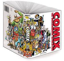 COMIX: THE UNDERGROUND REVOLUTION (rare hardback edition, 2004) signed