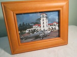 San Jose Airport Framed Color Photo Print Costa Rica - National Geographic