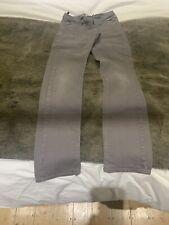 Imps And Elfs Boys Grey Jeans Length 140cm