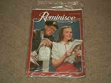 REMINISCE Magazines Back Issues Feb/Mar 2009 Good Times Mail Delivery (Book)