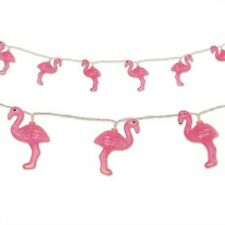 Flamingo String Lights Flamingo Luau Party Supplies Decorations