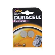 Especializadas Duracell 2032 2 piezas