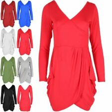 Unbranded Draped Mini Dresses for Women
