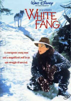 White Fang (1991 Ethan Hawke) DVD NEW