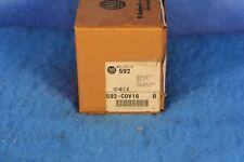Allen-Bradley 592-COV16 Overload Relay 90 Day Warranty