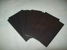 25 Lighthouse brand 2-strip stamp approval cards for storage or shipping