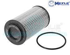 MEYLE Ölfilter, Filtereinsatz mit Dichtung 514 322 0001