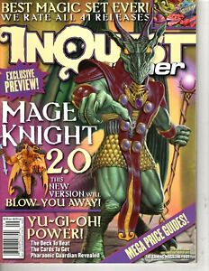 Inquest Gamer Magazine - Sept 2003 #101 - Cover 1 of 2 - Yu-Gi-Oh! Power