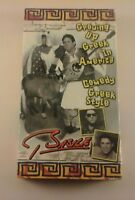 Growing up Greek in America - Basile - Stand up Comedy (vhs) New & Sealed