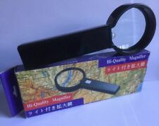 High Quality Magnifying Glass with light