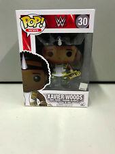 FUNKO POP! WWE XAVIER WOODS #30
