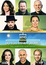 Who Do You Think You Are? Series 15 [DVD] - DVD  XJVG The Cheap Fast Free Post