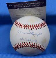 WILLIE STARGELL WS MVP PSA DNA Coa Autograph Hand Signed Baseball