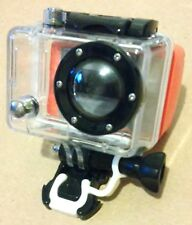 RARE - NEW GOPRO BE A HERO ACTION CAMERA WATERPROOF PLASTIC CASE