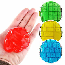 Home Cyber Dust Cleaning Glue Keyboard Wipe Compound High Tech Cyber Cleaner