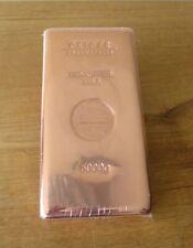 Kupfer Barren Kupferbarren 5 kg Güldengossa Geiger Edelmetalle Ingot € 29,8/ kg