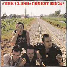 """CD ALBUM  THE CLASH   """"COMBAT ROCK"""