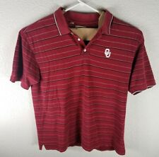 Cutter & Buck Shirt Golf Polo 2XL Oklahoma Sooners OU