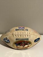 2003 SUPER BOWL XXXVII 37 CHAMPS TAMPA BAY BUCS FULL SIZE MEDALLION FOOTBALL
