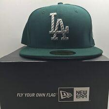 NEW era 59fifty Los Angeles Dodgers 7 1/4 MONTATO Cappellino Baseball 6 SPEDIZIONE GRATUITA