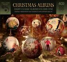 Eight (8) Classic Christmas Albums Vol. 1 VARIOUS ARTISTS Best Of MUSIC New 4 CD