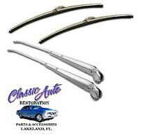 68,69,70,71,72 NOVA WIPER ARM and BLADE ASSEMBLY pair,NEW REPRO