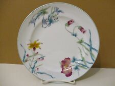 """MOTTAHEDEH LADY CHARLOTTE'S LILY SALAD PLATE - 8 1/2"""" 0909J"""