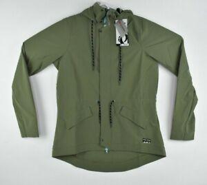 NEW Pearl Izumi Women's Versa Barrier Cycling Jacket Foothills Green Size XL