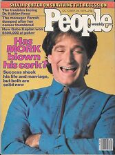 People Magazine October 29 1979 Robin Williams  Gabe Kaplan wins $500,000  poker