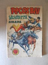 PECOS BILL n°20 1964 ed. Fasani [G743-1]