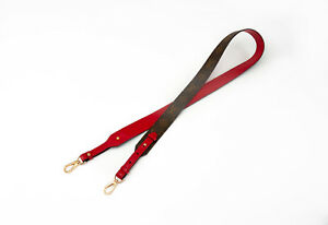Leather Replacement Adjustable Shoulder Strap Monogram Handbags Purse HQ