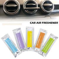 Parfum d'ambiance parfum d'ambiance Freshner 5pcs de voiture remplacent bâton BR
