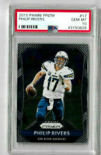 2015 Panini Prizm Philip Rivers PSA 10