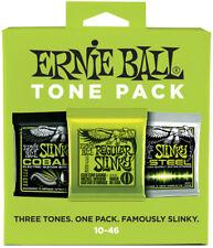 ERNIE BALL 3331 Electric Tone Pack Regular 010-046