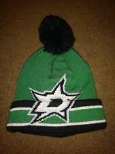 Minnesota North Stars Hat Dallas Stars Cap Reebok Ca Golden Seals CCM NHL Beanie