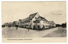 BERLIN - ZEPPELIN über WALDSIEDLUNG Spandau HACKENFELDE (9308/730)