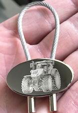 STEYR TERRUS CVT 6270 TERRUS 6300 Schlüsselanhänger Traktor Fotogravur Trecker