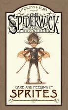 Arthur Spiderwick's Care and Feeding of Sprites (Spiderwick Chronicle), DiTerliz
