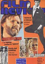 JOHN TRAVOLTA / KRISTOFFERSON / PETER SELLERS	Film Review	Sep	1978