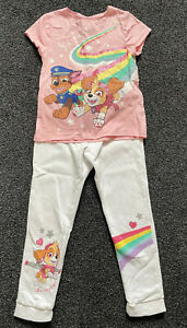 Girls Paw Patrol outfit - 5-6 years - F+F