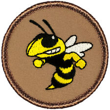 Cool Boy Scout Patches - Yellowjacket Patrol! (#367)