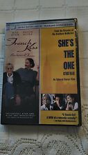 French Kiss / Shes The One (DVD 2007, 2-Disc Set, Canadian) ENGLISH FRENCH AUDIO