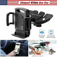 iMountek  Universal CD Slot Car Phone Mount Holder Cellphone Stand Cradle iPhone