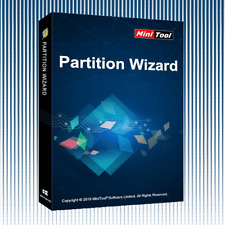 MiniTool Partition Wizard 12 Full Version - Windows - Instant Download