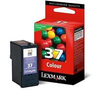LEXMARK N. 36 nero e 37 colore Cartuccia per X4650