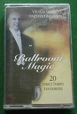 Victor Silvester Orch Ballroom Magic 20 Strict Tempo Tracks Cassette Tape New