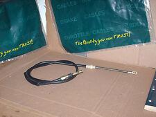 VOLKSWAGEN LT LT40 LT45 LT50  1985~96  L/H OR R/H BRAKE CABLE FKB1906